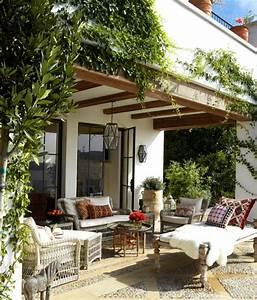 Spalierobst Als Sichtschutz : 1001 ideen f r terrassengestaltung modern luxuri s und gem tlich ~ Orissabook.com Haus und Dekorationen