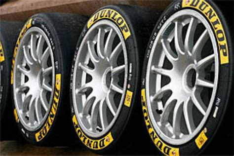 Btcc Extends Dunlop Tyre Deal