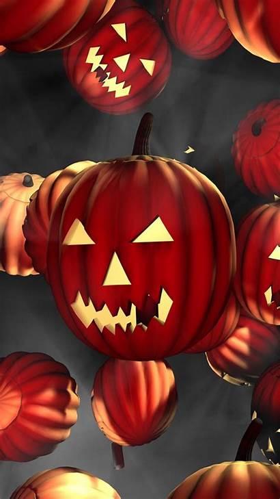Halloween Scary Pumpkins Pumpkin Happy
