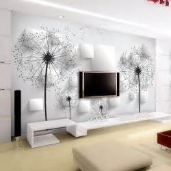 wallpaper for livingroom tv backdrop wallpaper bedroom living room european style three dimensional wallpaper warm 3d