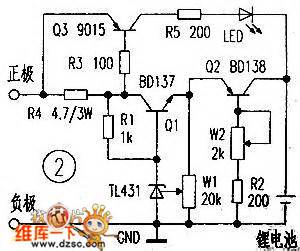 constant current voltage lithium battery charger circuit With constant current battery charger circuit this is a adjustable constant