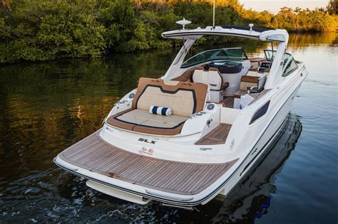 Boat Bow Lounger Cushions by Sea 174 350 Slx Concealable Loungers W Aft Facing Sunpad