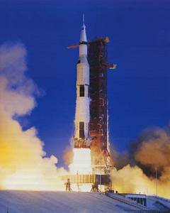 Apollo 11 Blast Off Rocket - Pics about space