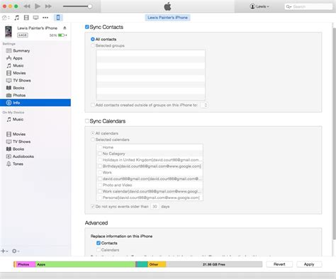how to transfer contacts from iphone to iphone macworld uk