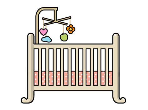 Baby Crib Clipart