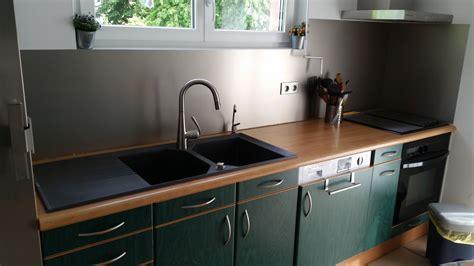 installer cuisine plaque aluminium cuisine