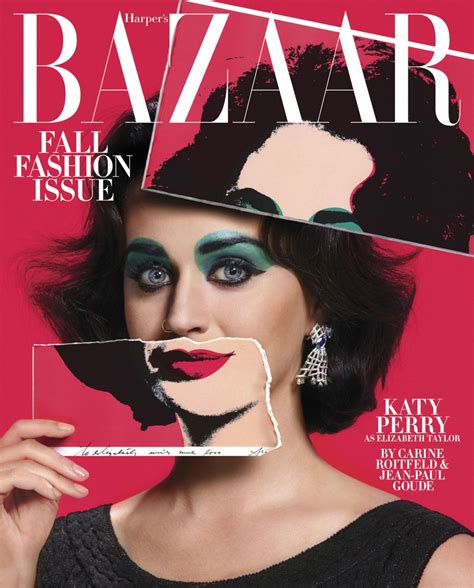 Harpers Bazaar Magazine Usa September 2015