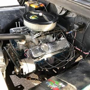 1960 Ford F100 455 Pontiac Big Block Engine 400 Turbo