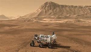 NASA's Curiosity rover reaches Mt. Sharp • Capital Wired