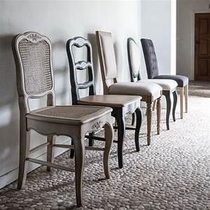 Chaise En Pin : chaise cann e en pin jeanne beige interior 39 s ~ Teatrodelosmanantiales.com Idées de Décoration