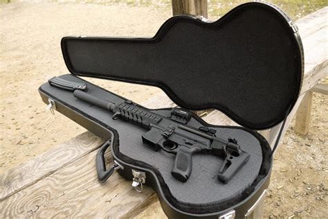 Gear Review: Covert Cases Guitar Gun Case - The Truth ...