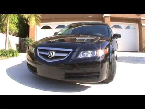 free service manuals online 2006 acura tl security system 2006 acura tl 6 speed manual transmission for sales youtube
