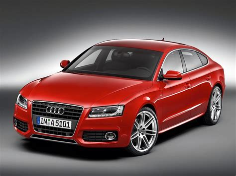 Audi Car : Audi A5 Sportback Specs & Photos