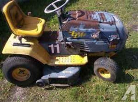 junk riding lawn mower    roseburg
