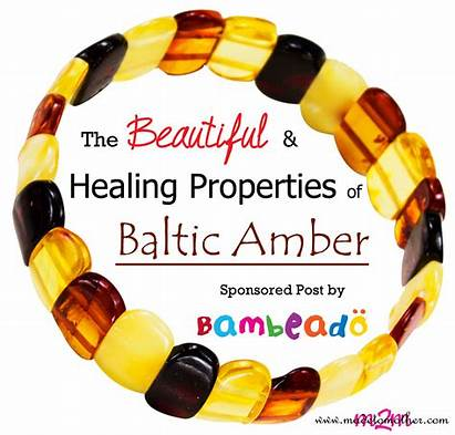 Amber Properties Healing Baltic