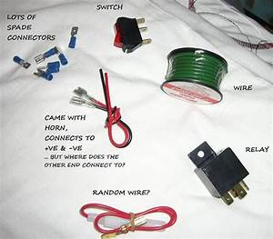 Ooga Horn Relay Wiring Diagram