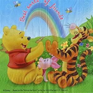 Winnie Pooh Servietten : disney winnie the pooh best friends sonjas servietten shop ~ Sanjose-hotels-ca.com Haus und Dekorationen