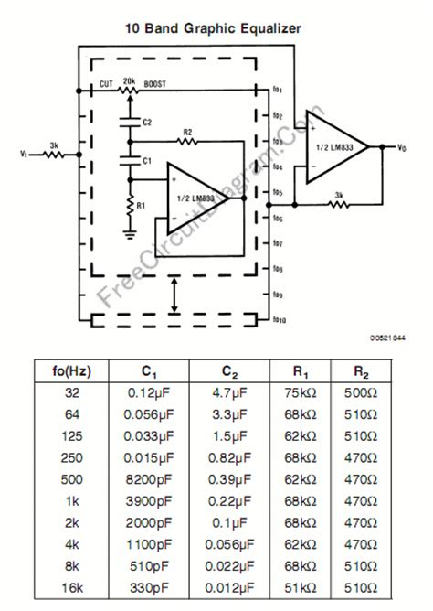 Band Graphic Equalizer Using Gyrator Circuit
