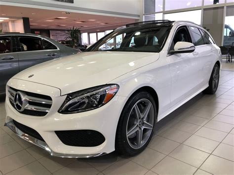 Quickly filter by price, mileage, trim, deal rating and more. New 2018 Mercedes-Benz C300 4MATIC Wagon for sale - $56861.95 | Duval Mercedes-Benz