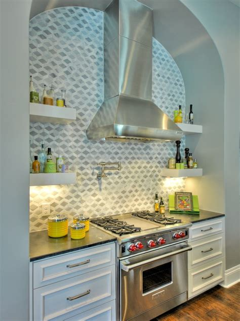 how to do a kitchen backsplash 21 wonderful walls of tile designed w carla aston 8635