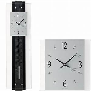 Wanduhr Schwarz Modern : modern wanduhr fabulous uraqt d modern wanduhr acryl diy ~ Michelbontemps.com Haus und Dekorationen