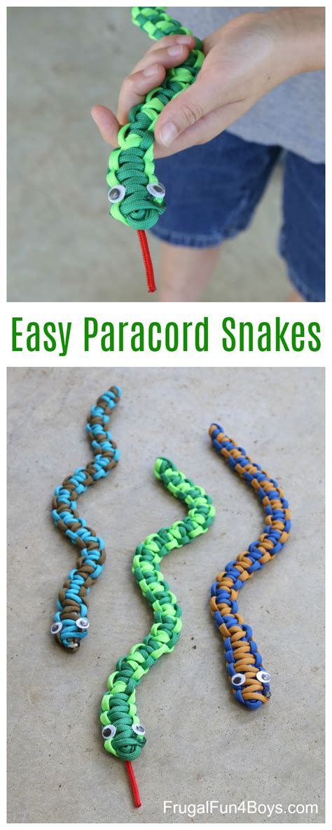 paracord crafts diy thought