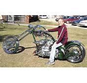 Dragon Motif Chopper Named Best In Nation  Motorcycle
