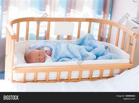 Newborn Baby Hospital Room. New Image & Photo