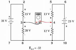 lessons in electric circuits volume i dc chapter 6 With kirchhoffs laws dc electric circuits worksheets