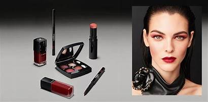 Fall Winter Chanel Makeup Autunno Inverno Automne