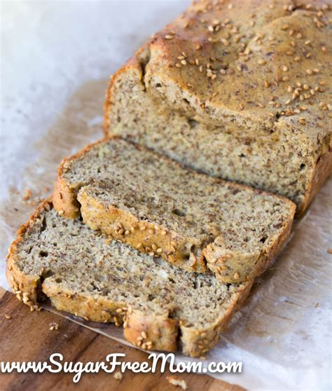 Keto Low Carb Coconut Flour Bread