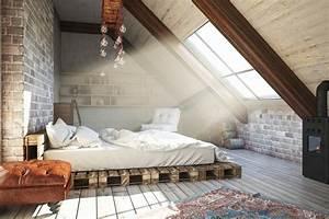 Wie Streicht Man Eine Decke : dachschr gen ausleuchten 7 tipps f r beleuchtung im dachgeschoss ~ Buech-reservation.com Haus und Dekorationen