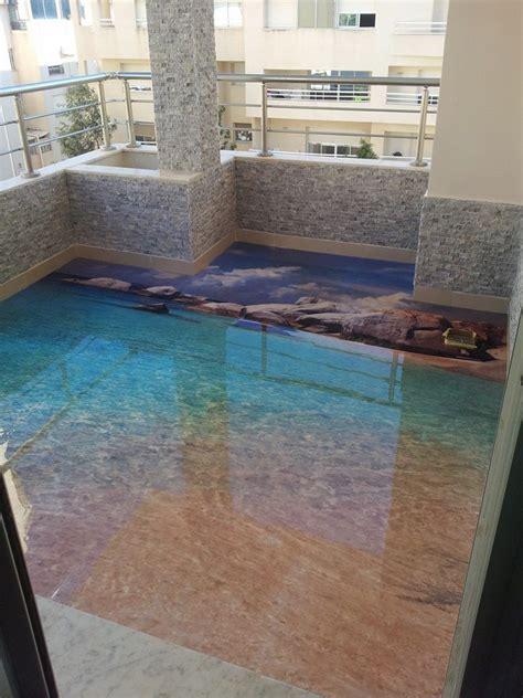 meuble tv chambre a coucher sol resine 3d meubles et décoration tunisie