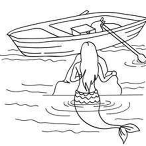 How To Draw A Tiny Boat by Boat Coloring Pages Free Online Games Drawing For Kids