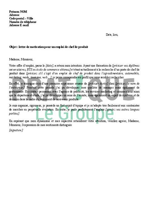 lettre de motivation cuisine lettre de motivation chef de cuisine