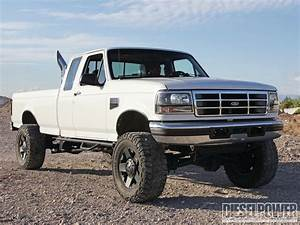 1997 Ford F-250  The New Muscle Car Is A Truck