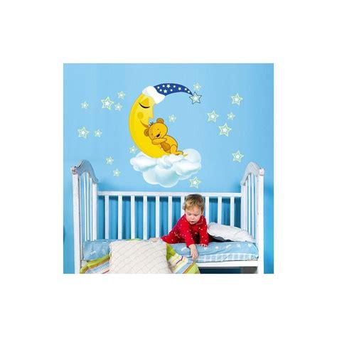 stickers chambre de bébé stickers ours chambre bébé stickers et deco com