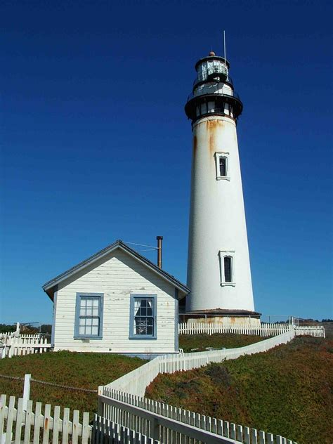 Pigeon Point Light Station Shp