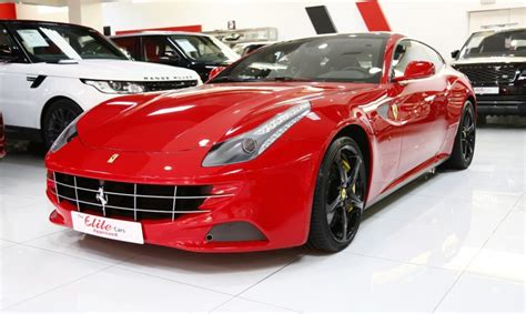 Check the carfax, find a low miles ff, view ff photos and interior/exterior features. Ferrari Ff 2014 for Sale in Dubai, AED 499,000 , Red,Sold