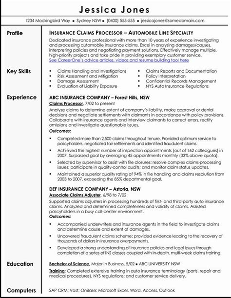 Clients may be individuals, organisations or commercial businesses. Insurance Agent Resume Job Description Lovely Free Printable 5 Samples Of Insurance Resume ...