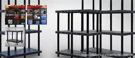 Topshelf Garage: Industrial Modular Shelving @ US Groove