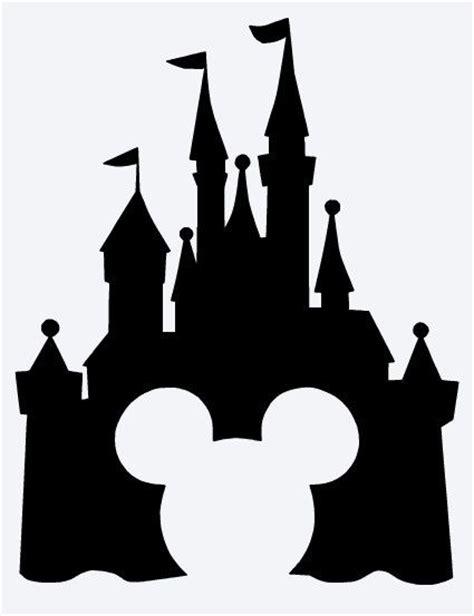 Minnie Mouse Pumpkin Painting Ideas by 1000 Ideas About Disney Castle Silhouette On Pinterest