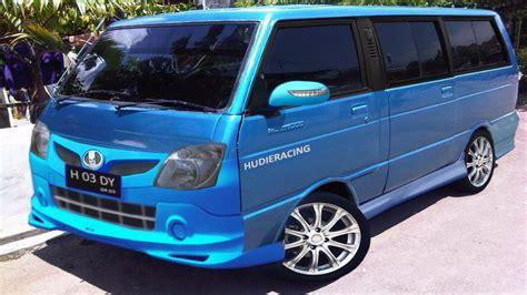 gambar modifikasi mobil hijet  terkeren  terlengkap otomania update