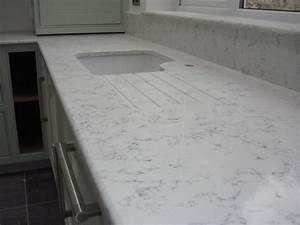 Lyra Quartz worktops, Silestone - Contemporary