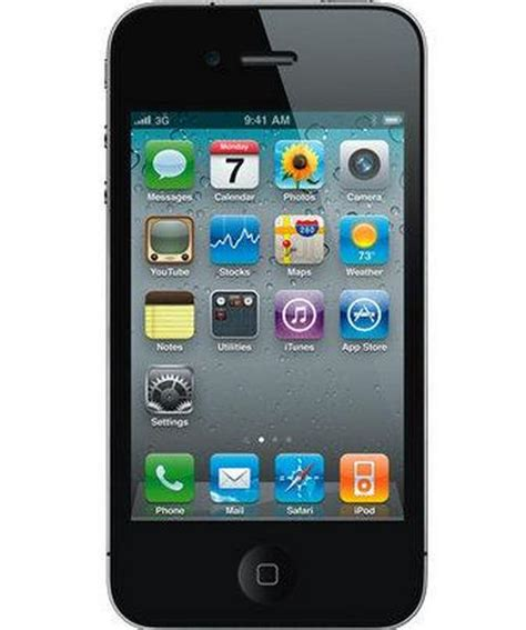 4s no contract apple iphone 4s 32gb no contract for at t black mc919ll