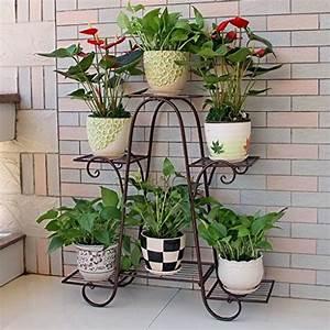 Support Plante Intérieur : porte plante plante fleur pr sentoir ext rieur int rieur ~ Teatrodelosmanantiales.com Idées de Décoration