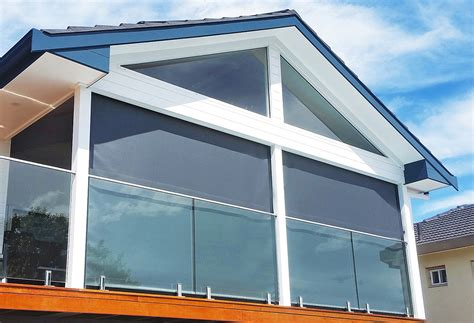 straight drop awnings  sydney melbourne wynstan