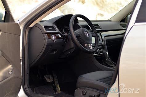 volkswagen passat tdi sel premium review webcarz
