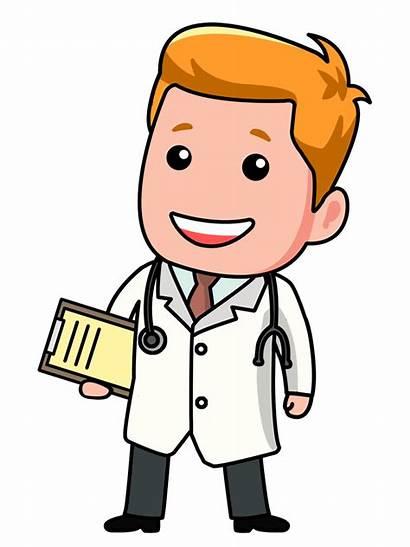 Dokter Animasi Clipart Kartun Gambar Muslimah Doctor