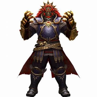 Zelda Legend Ganondorf Hyrule Warriors Monster Hw